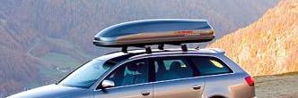 dakkoffer, bagagebox, skibox